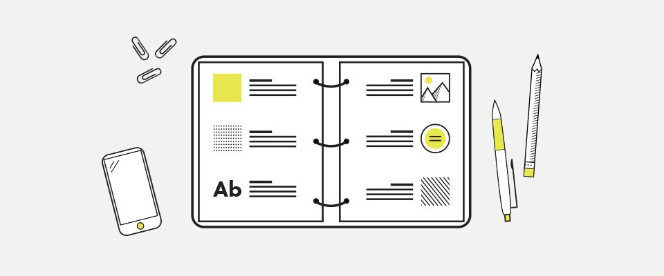 Creating a company style guide: Reasons, thoughts and tips