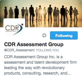 CDR Social Media