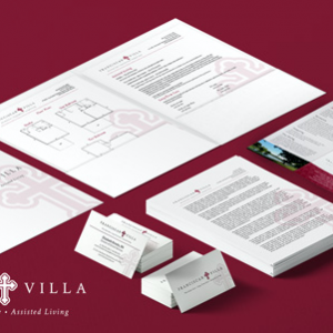 Fransiscan Villa Collateral Materials