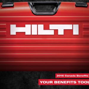 Hilti Branding