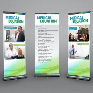 Medical Equation Tradeshow Design