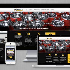Mingo Manufacturing website