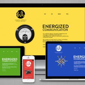 Hawks Agency website