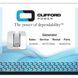 Clifford Power Tradeshow Design