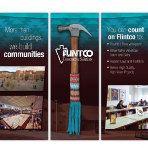 Flintco Tradeshow Graphics