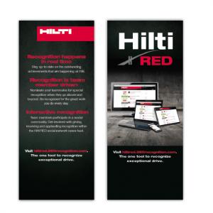 Hilti Tradeshow Graphics
