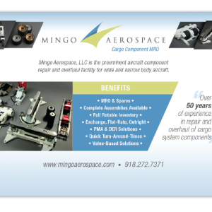 Mingo Aerospace Tradeshow