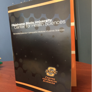 OSU Center for Health Sciences Brochure