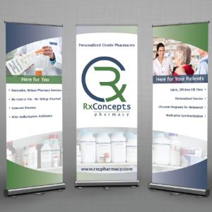 RX Concepts Tradeshow Graphics