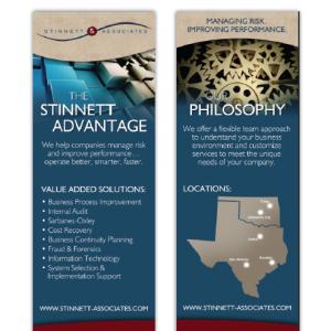 Stinnett and Associates Tradeshow Graphics