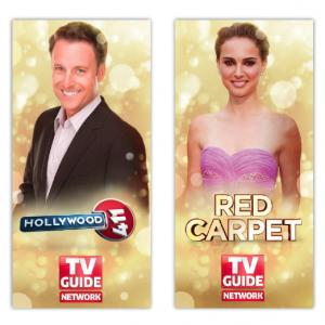 TV Guide Tradeshow Graphics