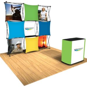 WPX Energy Tradeshow Graphics