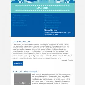 SEM E-newsletter for Outlook users